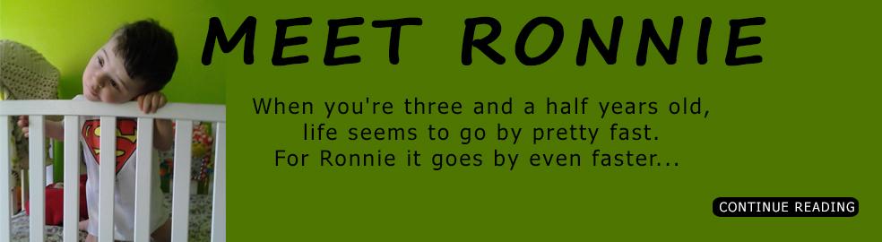Meet Ronnie