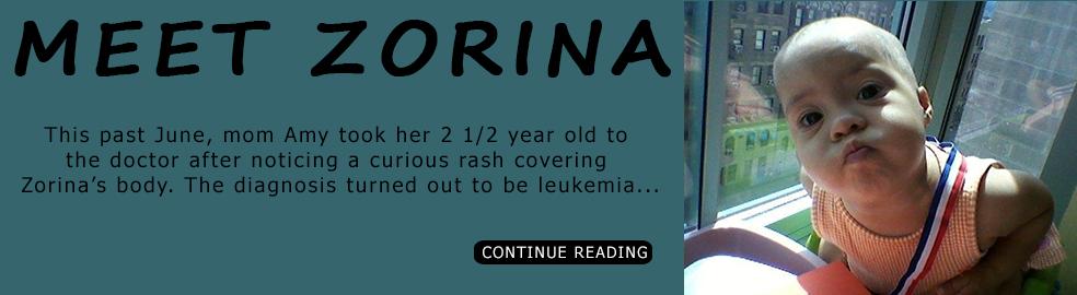 Meet Zorina