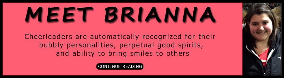 Meet Brianna